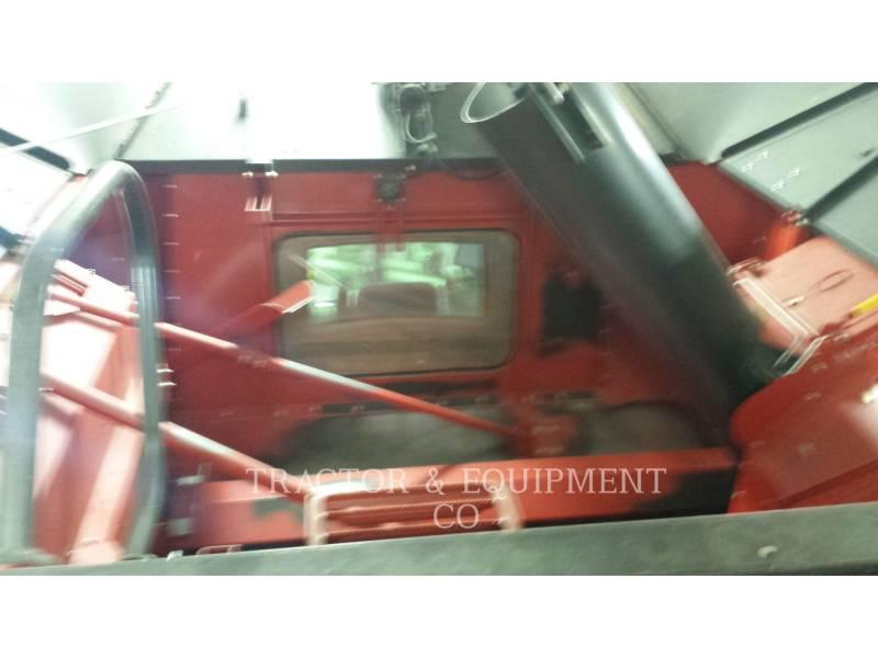 CASE COMBINES 7230 equipment  photo 4