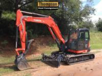 Equipment photo KUBOTA MANUFACTURING OF AMERICA KX080-4 EXCAVATOARE PE ŞENILE 1