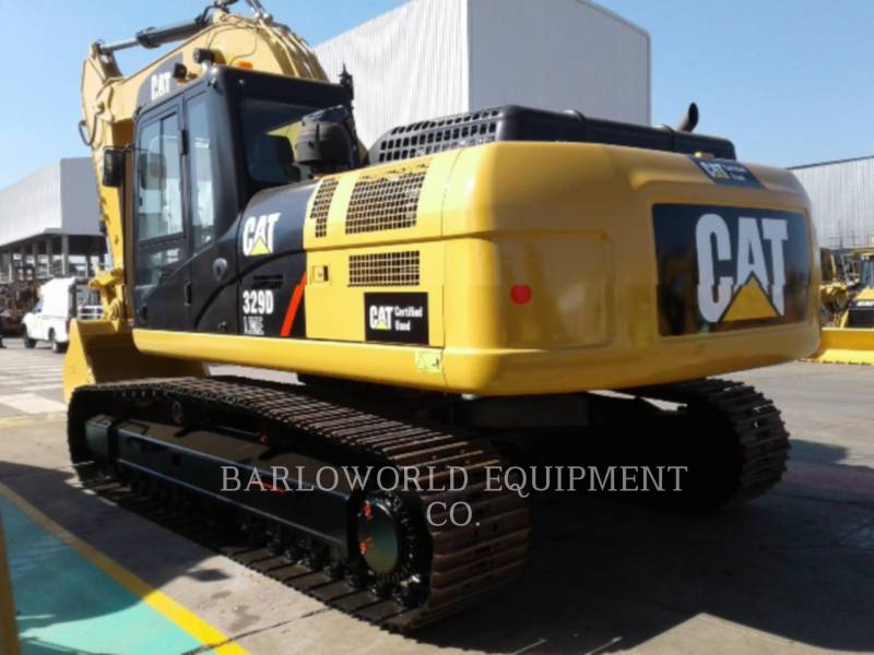 CATERPILLAR EXCAVADORAS DE CADENAS 329DL equipment  photo 4
