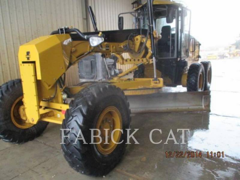 CATERPILLAR MOTOR GRADERS 140M equipment  photo 1
