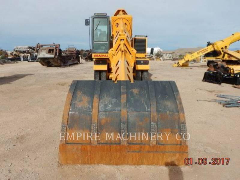 GRADALL COMPANY TRACK EXCAVATORS XL5100 equipment  photo 2