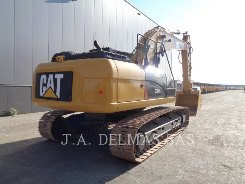 CATERPILLAR ESCAVADEIRAS 330D2L equipment  photo 7