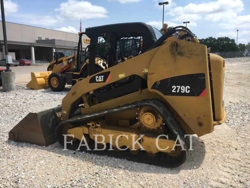 CATERPILLAR CARGADORES MULTITERRENO 279C C1TL2 equipment  photo 3