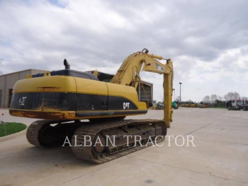 CATERPILLAR TRACK EXCAVATORS 330CL equipment  photo 3
