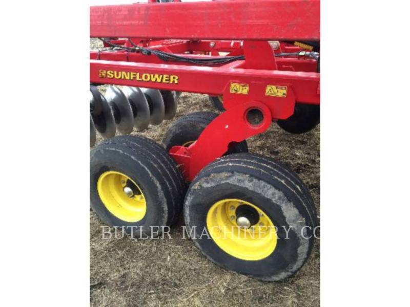 MISCELLANEOUS MFGRS AG TILLAGE EQUIPMENT SF1550-47 equipment  photo 9