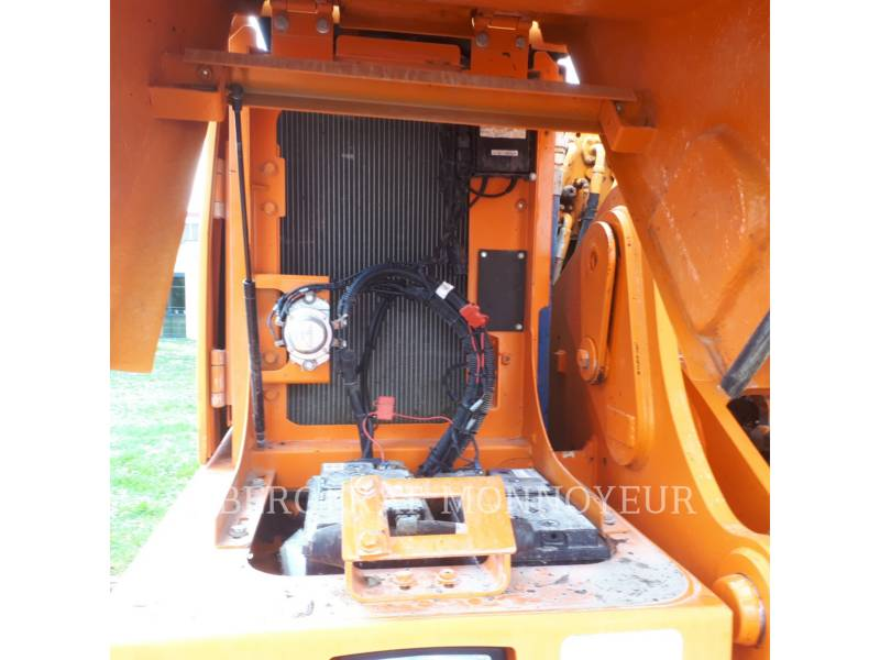 CASE MOBILBAGGER WX165 equipment  photo 9