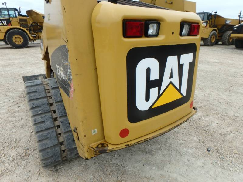 CATERPILLAR MULTI TERRAIN LOADERS 279C2 equipment  photo 16