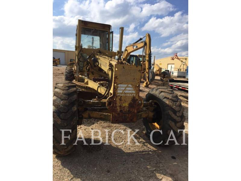 FIAT ALLIS / NEW HOLLAND MOTORGRADER FG75A equipment  photo 2