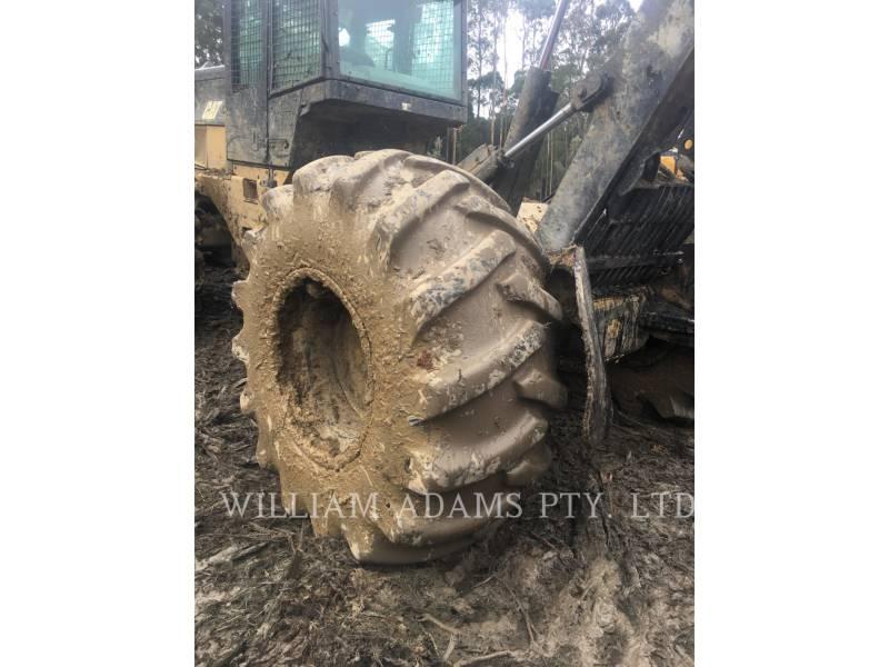 CATERPILLAR 林業 - スキッダ 545C equipment  photo 7