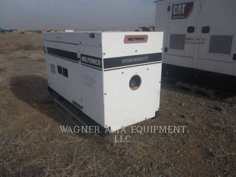 MULTIQUIP STATIONARY GENERATOR SETS DCA25SSIU2 equipment  photo 6