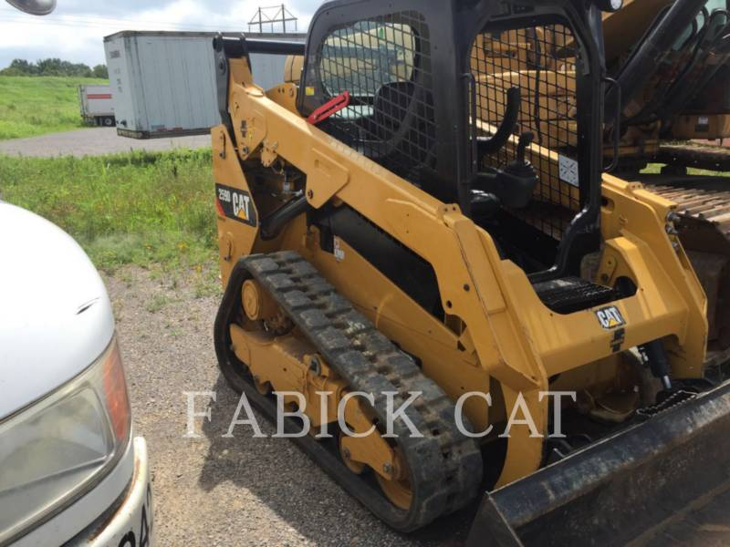 CATERPILLAR MULTI TERRAIN LOADERS 259D C1H2 equipment  photo 1