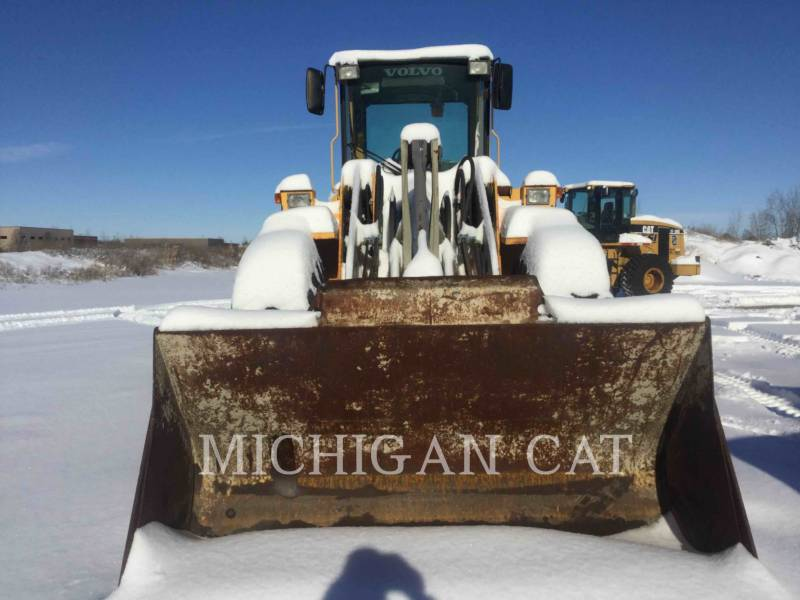 VOLVO CONSTRUCTION EQUIPMENT WHEEL LOADERS/INTEGRATED TOOLCARRIERS L120 equipment  photo 2