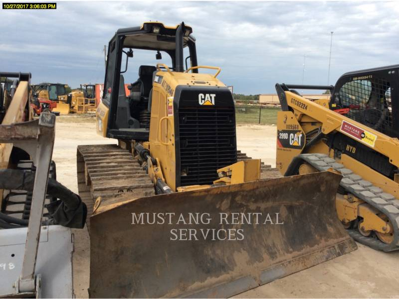 CATERPILLAR KETTENDOZER D4K2LGP equipment  photo 1