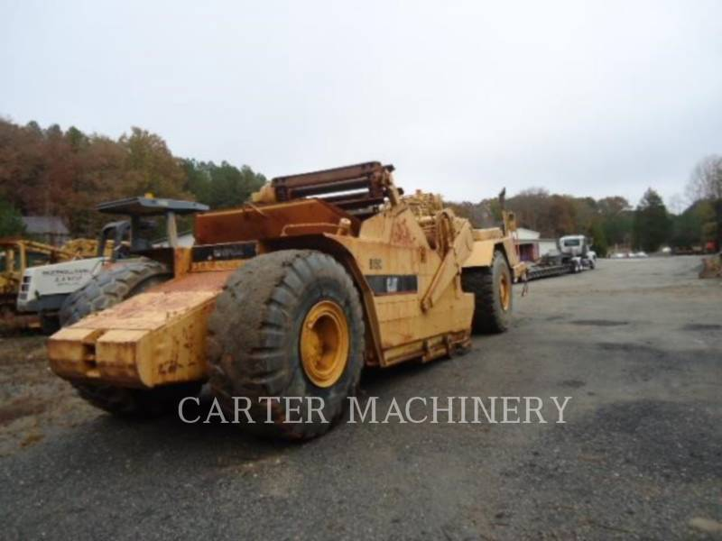 CATERPILLAR WHEEL TRACTOR SCRAPERS 615C equipment  photo 2