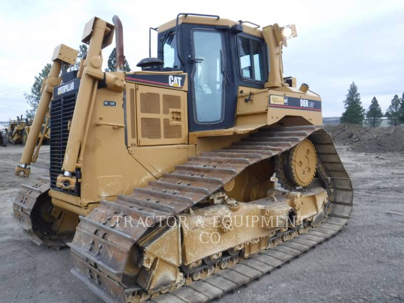 CATERPILLAR TRACK TYPE TRACTORS D6R LGP equipment  photo 1