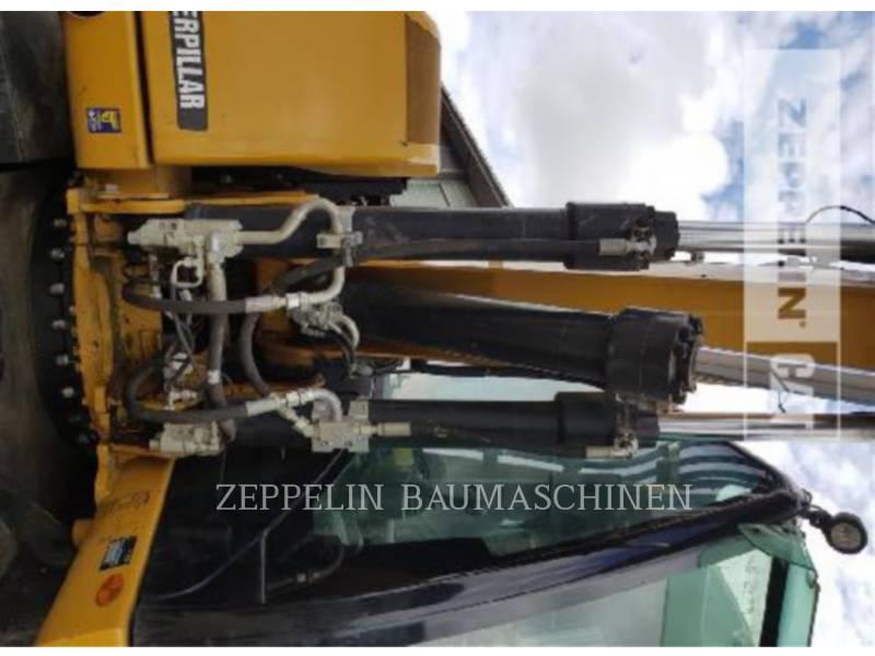 CATERPILLAR WHEEL EXCAVATORS M315D equipment  photo 15