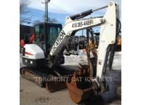 BOBCAT TRACK EXCAVATORS E42 equipment  photo 8