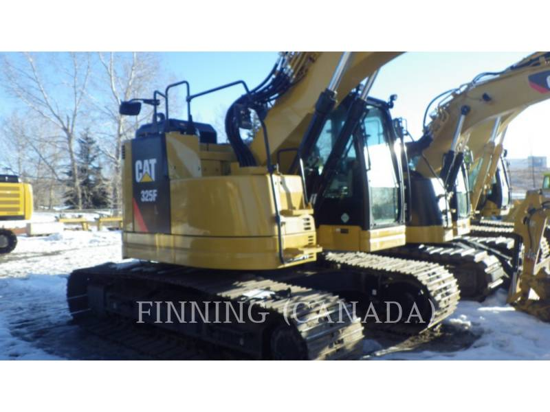 CATERPILLAR PELLES SUR CHAINES 325F equipment  photo 1