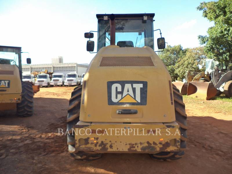 Caterpillar SUPORT TAMBUR SIMPLU PENTRU ASFALT CP54B equipment  photo 4