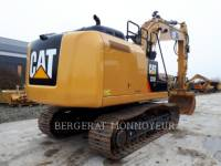 CATERPILLAR KETTEN-HYDRAULIKBAGGER 323E equipment  photo 3