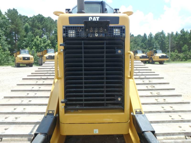 CATERPILLAR CIĄGNIKI GĄSIENICOWE D6NLGP equipment  photo 16