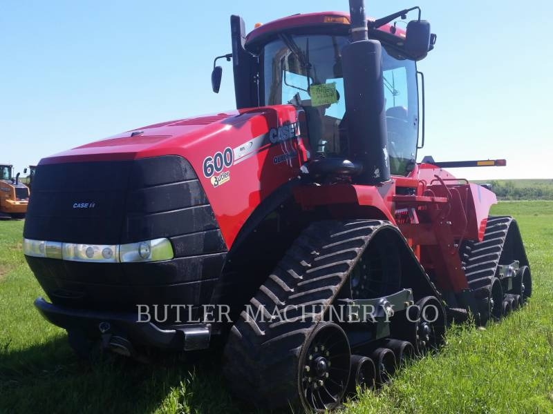 CASE/INTERNATIONAL HARVESTER TRACTORES AGRÍCOLAS 600 QUAD equipment  photo 1