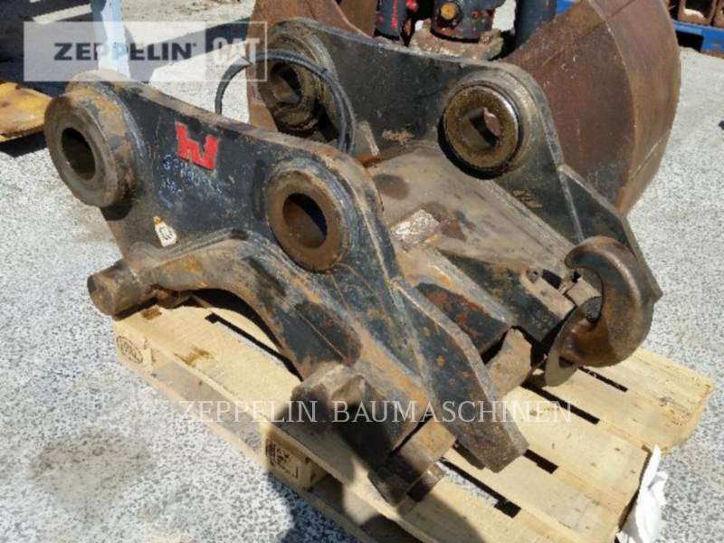 VERACHTERT  BACKHOE WORK TOOL SWH CW45S 345C UB ST equipment  photo 2