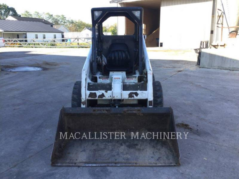 BOBCAT KOMPAKTLADER S130 equipment  photo 5