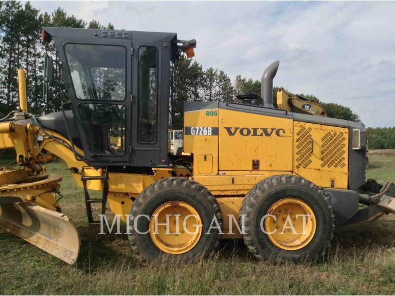 VOLVO CONSTRUCTION EQUIPMENT MOTOR GRADERS G726B equipment  photo 15