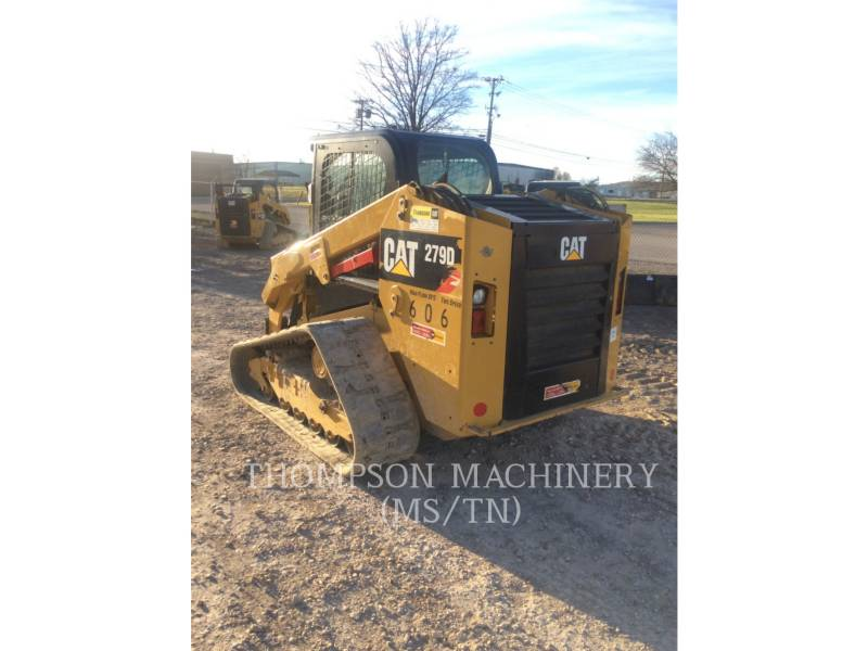 CATERPILLAR CARGADORES MULTITERRENO 279DHF equipment  photo 3