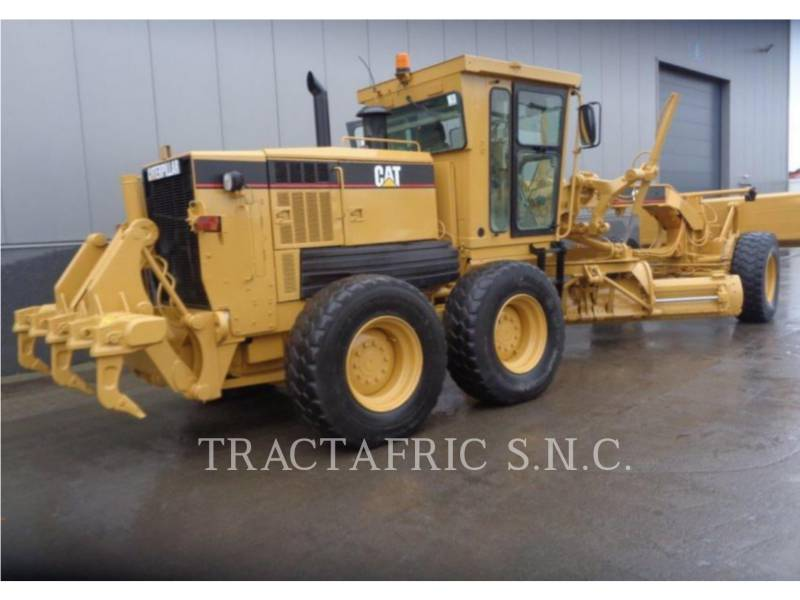 CATERPILLAR MOTOR GRADERS 12 H equipment  photo 6