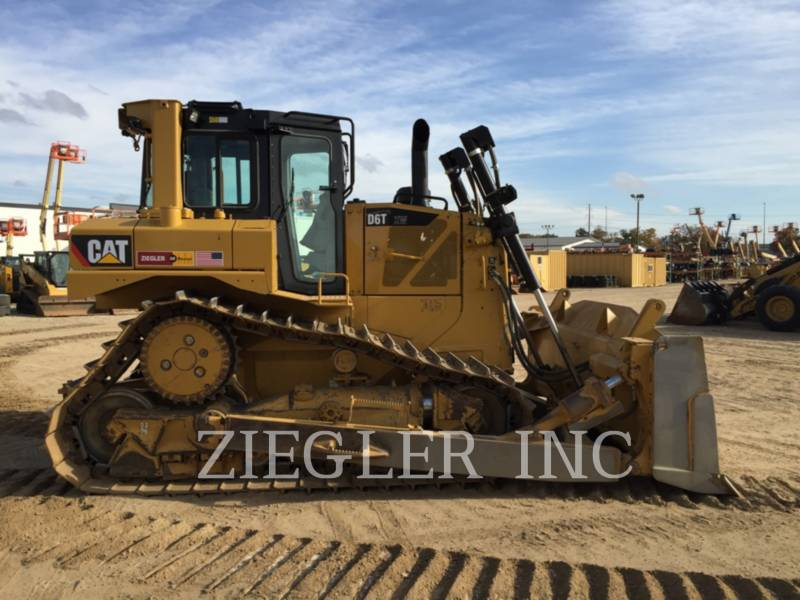 CATERPILLAR TRACK TYPE TRACTORS D6TXWA equipment  photo 6