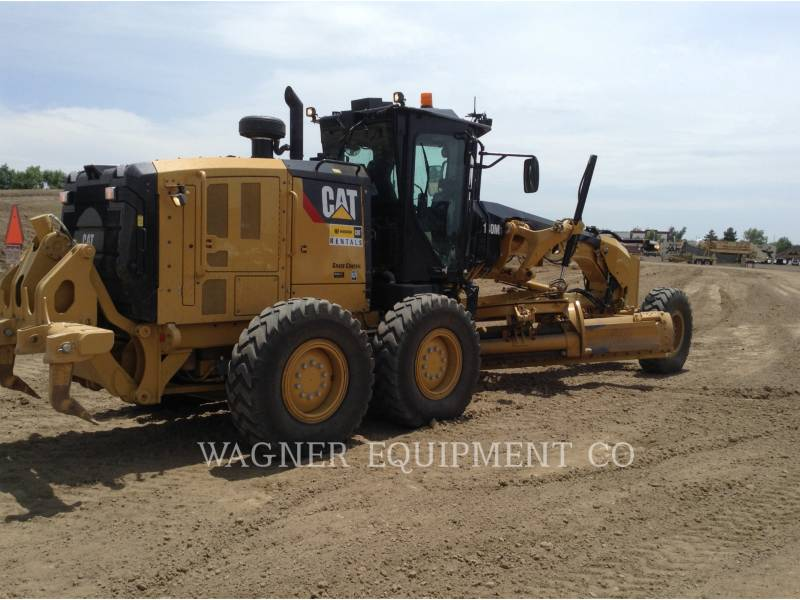 CATERPILLAR MOTONIVELADORAS 140M3 equipment  photo 3
