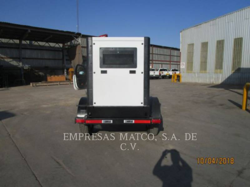 OLYMPIAN CAT MOBILE GENERATOR SETS DE88 equipment  photo 2