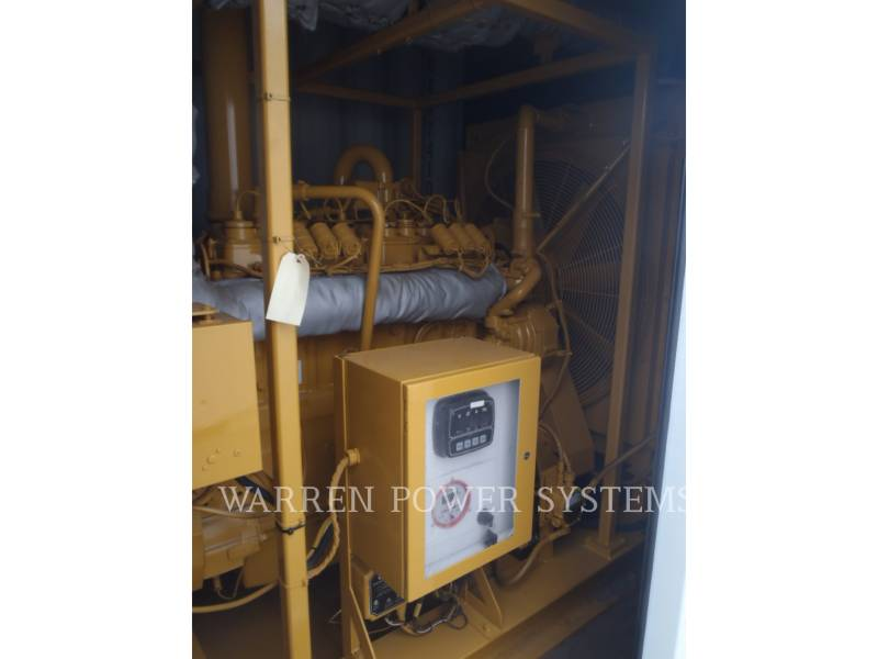 CATERPILLAR GRUPPI ELETTROGENI FISSI G3406NA NATURAL GAS equipment  photo 8