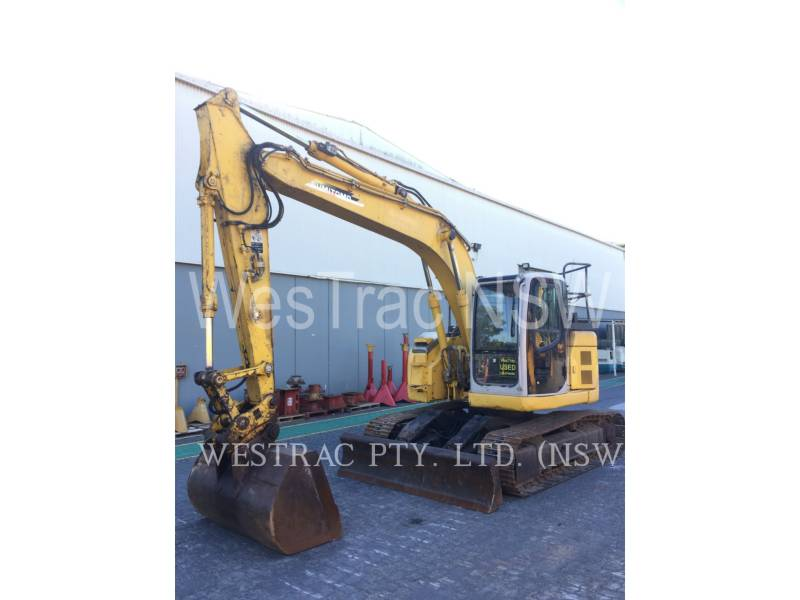 SUMITOMO EXCAVADORAS DE CADENAS SH125X-3 equipment  photo 1