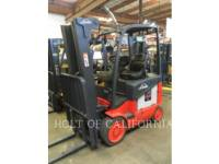 Equipment photo LINDE E20C/600 ELEVATOARE CU FURCĂ 1