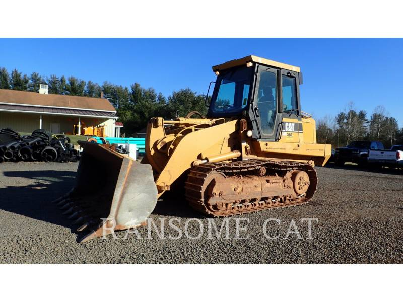 CATERPILLAR TRACK LOADERS 953CII equipment  photo 1