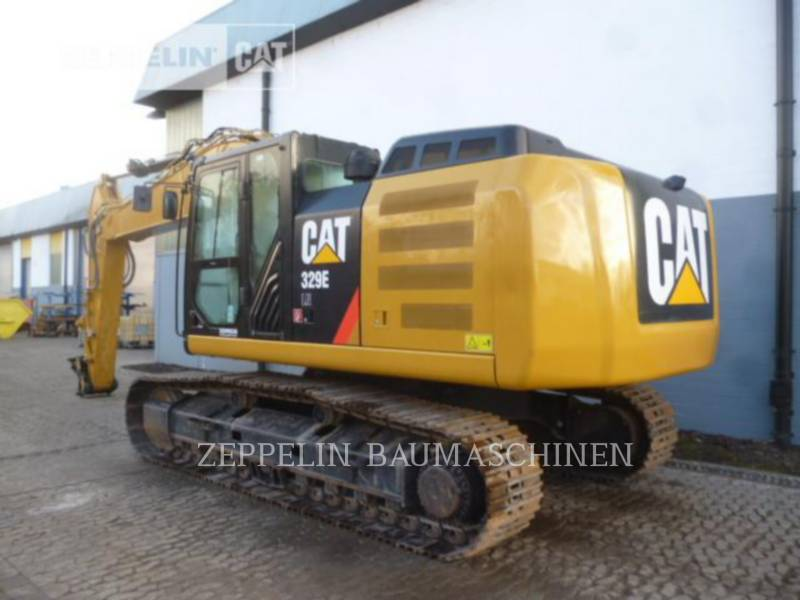 CATERPILLAR ESCAVADEIRAS 329ELN equipment  photo 5