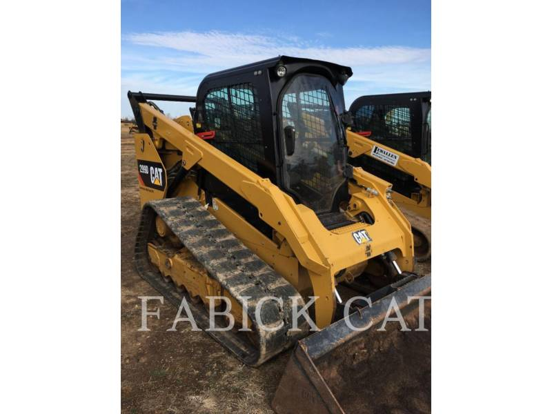 CATERPILLAR MULTI TERRAIN LOADERS 299D C3H3 equipment  photo 1