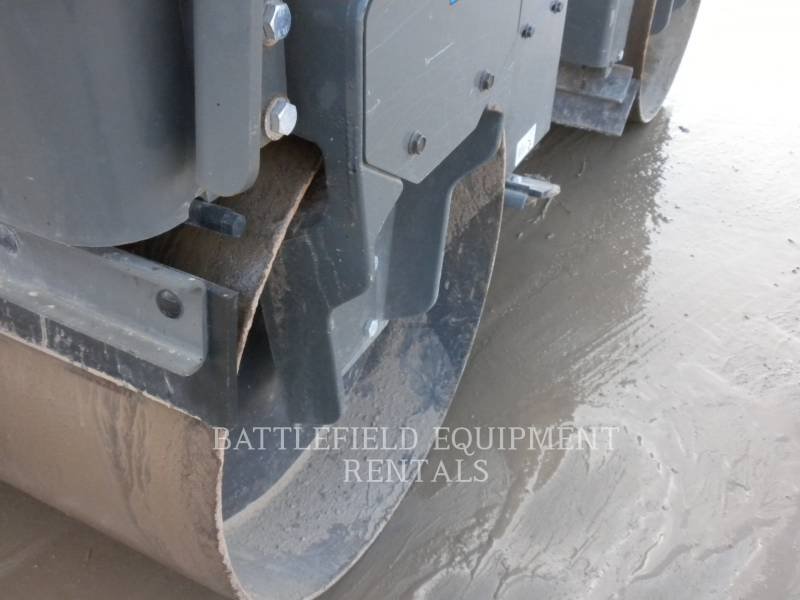 WACKER CORPORATION VIBRATORY DOUBLE DRUM ASPHALT RD12A equipment  photo 7