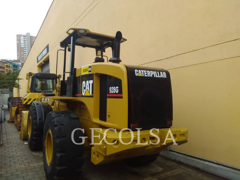 CATERPILLAR CARGADORES DE RUEDAS 928GZ equipment  photo 3