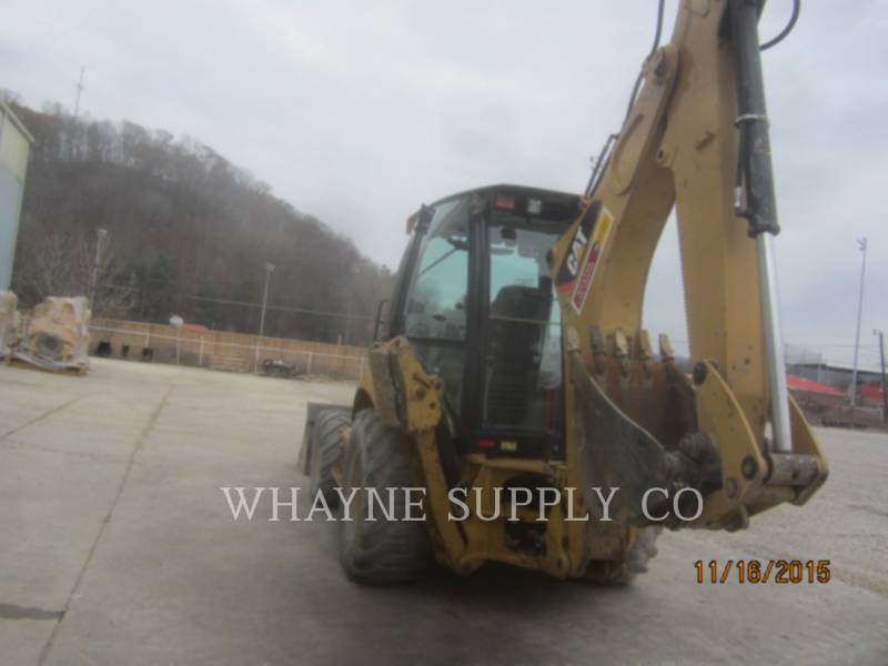 CATERPILLAR BACKHOE LOADERS 420EIT equipment  photo 4
