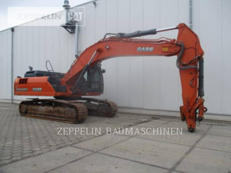 CASE TRACK EXCAVATORS CX370C equipment  photo 3