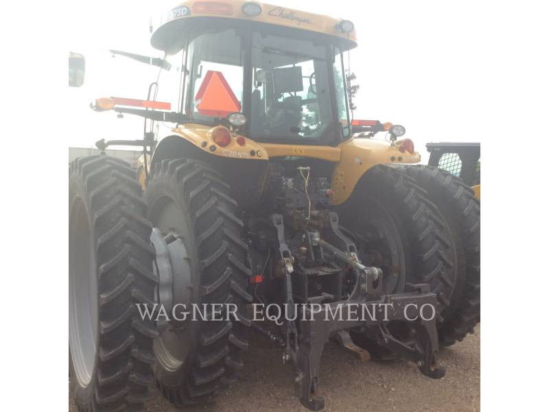 AGCO AG TRACTORS MT575D-4C equipment  photo 2