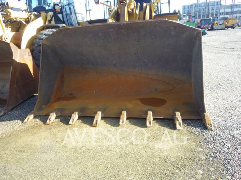CATERPILLAR WHEEL LOADERS/INTEGRATED TOOLCARRIERS 966GII CCS equipment  photo 10