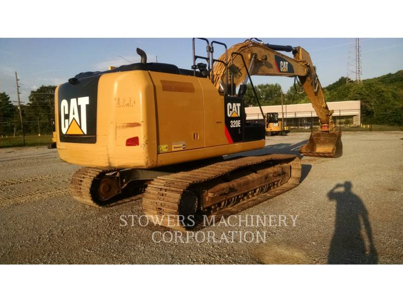 CATERPILLAR EXCAVADORAS DE CADENAS 320EL FAE equipment  photo 3