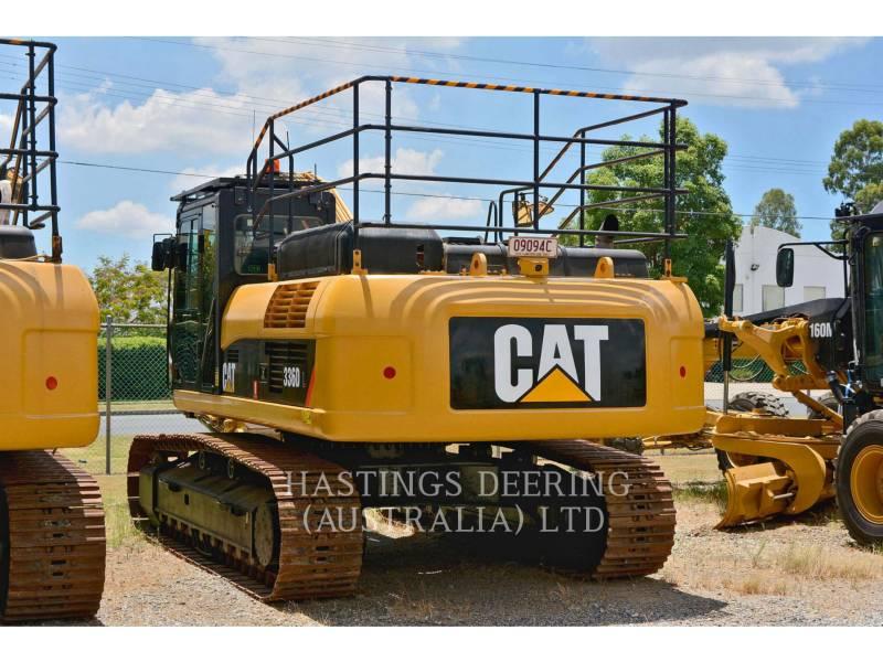 CATERPILLAR TRACK EXCAVATORS 336DL HS equipment  photo 3