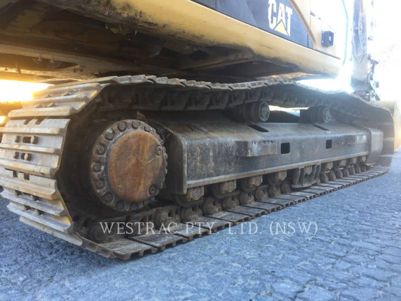 CATERPILLAR TRACK EXCAVATORS 329DL equipment  photo 10