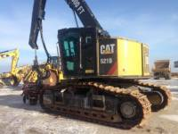 Equipment photo CATERPILLAR 521B FORESTRY - HARVESTER 1